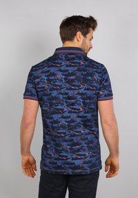 Gabbiano - Polo shirt - navy - 1