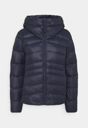 AUTUMN PARK HOODED JACKET - Down jacket - nocturnal
