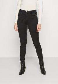 ONLY - ONLROYAL LIFE - Pantalones - black - 0