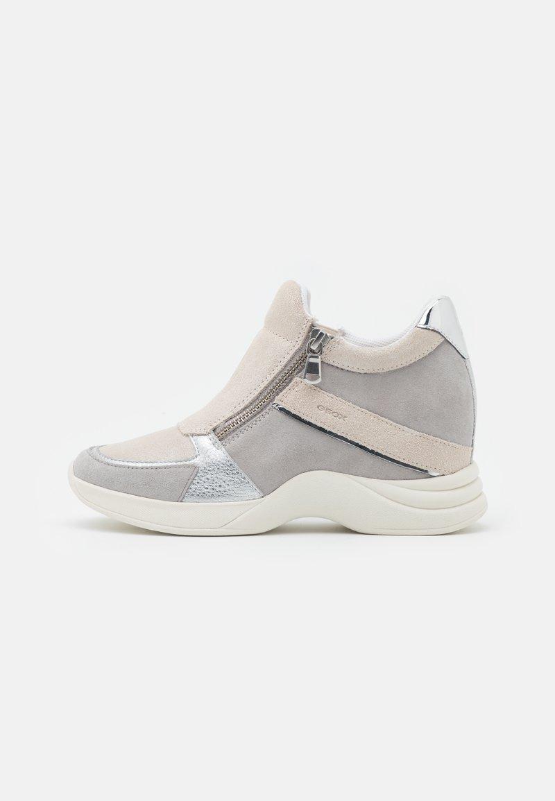 Geox - ARMONICA  - Sneakers laag - light grey