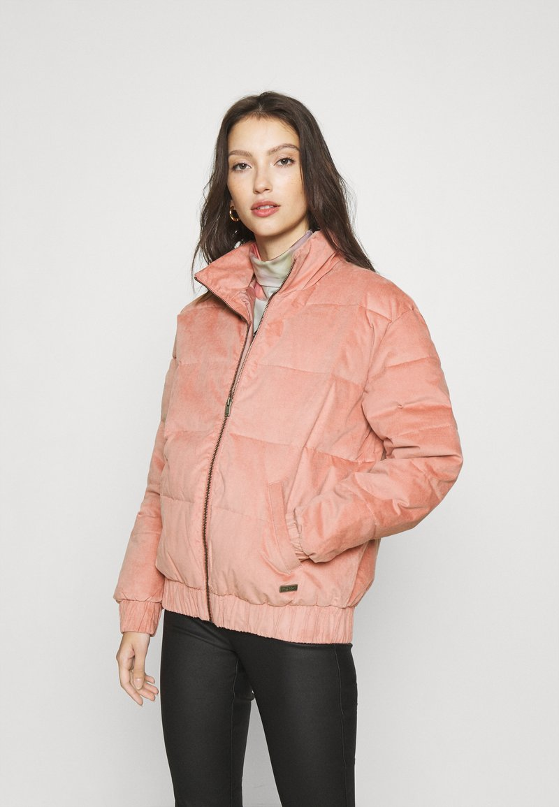 Roxy - ADVENTURE COAST - Light jacket - ash rose