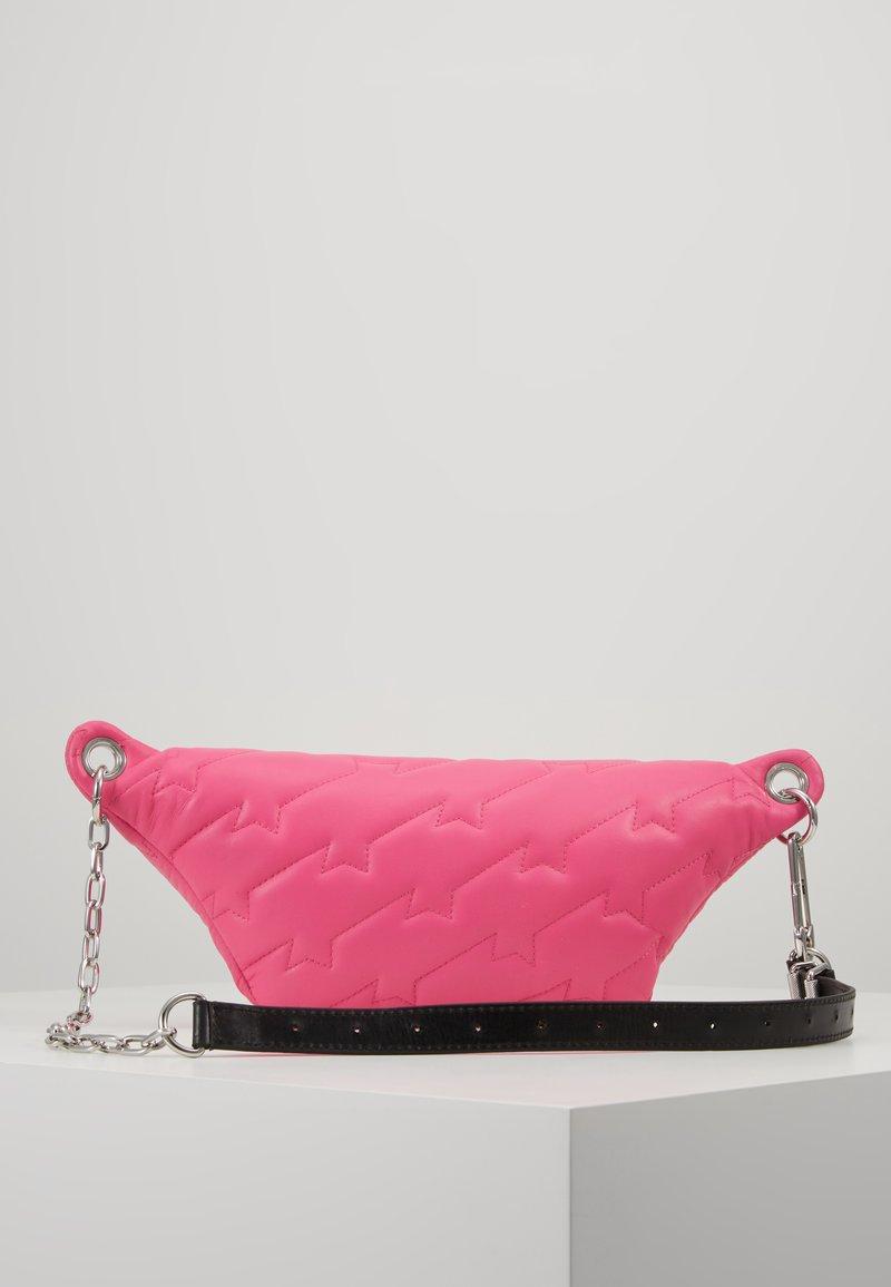 Zadig & Voltaire - EDIE QUILTED - Bum bag - neon