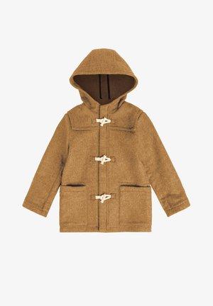 CHARLIE - Classic coat - camel