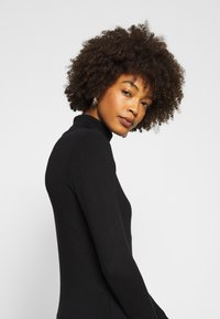 Anna Field - BASIC- TURTLE NECK - Jumper - black - 4