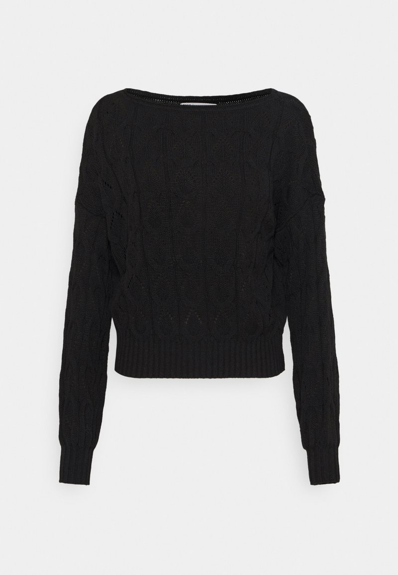 ONLY Petite - ONLFBRYNN  - Jumper - black
