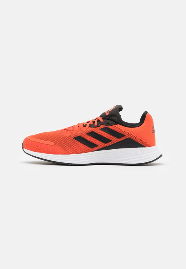 DURAMO - Scarpe running neutre - solar red/core black
