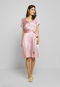 Love Copenhagen - LORETTAL DRESS SHORT - Cocktailkjole - pink nectar - 1