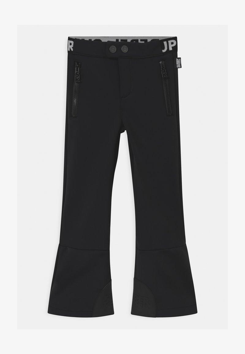 SuperRebel - SUSTAINABLE UNISEX - Zimní kalhoty - black