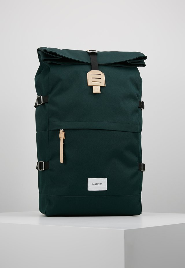 BERNT - Mochila - dark green