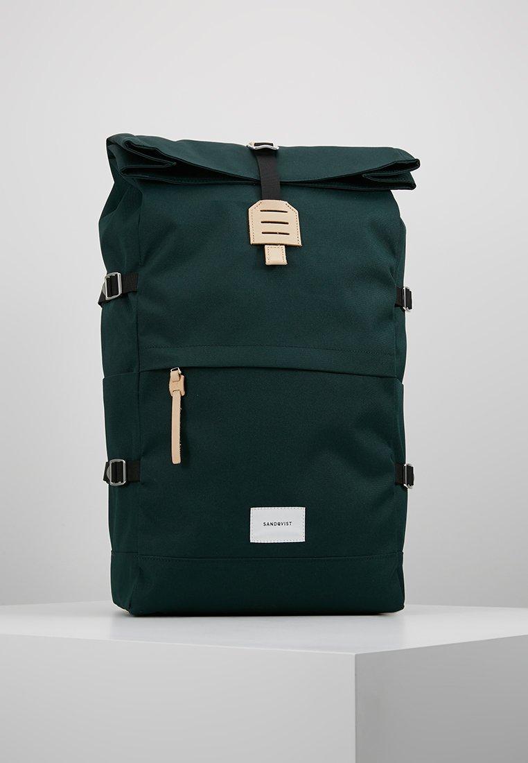 Sandqvist - BERNT - Rucksack - dark green