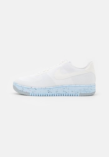 AIR FORCE 1 CRATER - Baskets basses - white/pure platinum