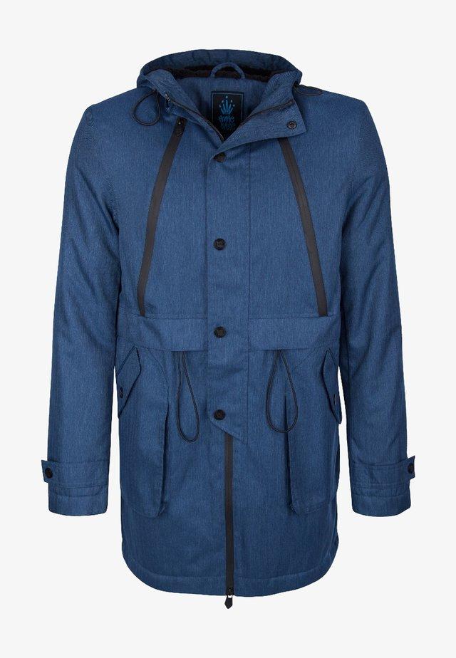 Veste d'hiver - blau