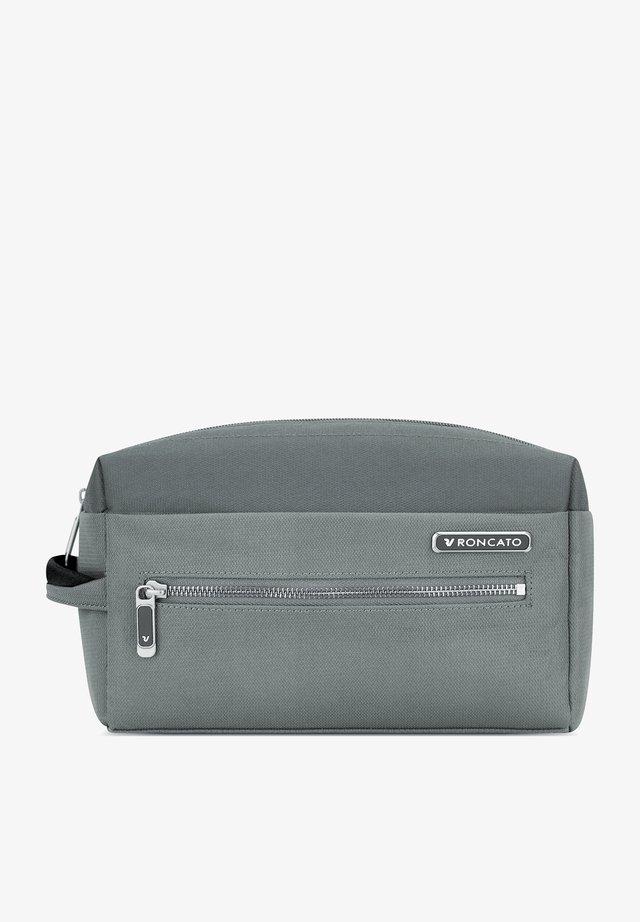 Wash bag - antracite