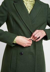 Miss Selfridge - GEORGIA PEA COAT UPDATED - Wollmantel/klassischer Mantel - khaki - 5