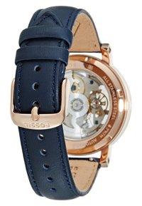 Fossil - Chronograph watch - blau - 3