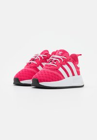 adidas Originals - X_PLR SPORTS INSPIRED SHOES UNISEX - Trainers - super pink/footwear white/core black - 1