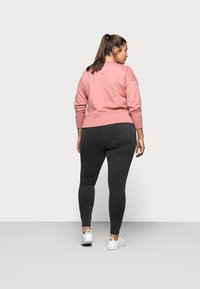 Noisy May Curve - Jeans Skinny Fit - dark grey denim - 2