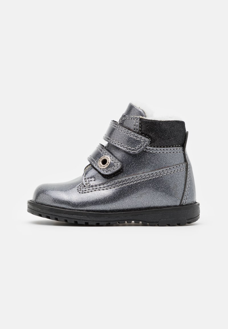 Primigi - WARM LINING - Classic ankle boots - canna fucile