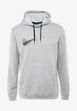 DRY HOODIE - Luvtröja - grey heather