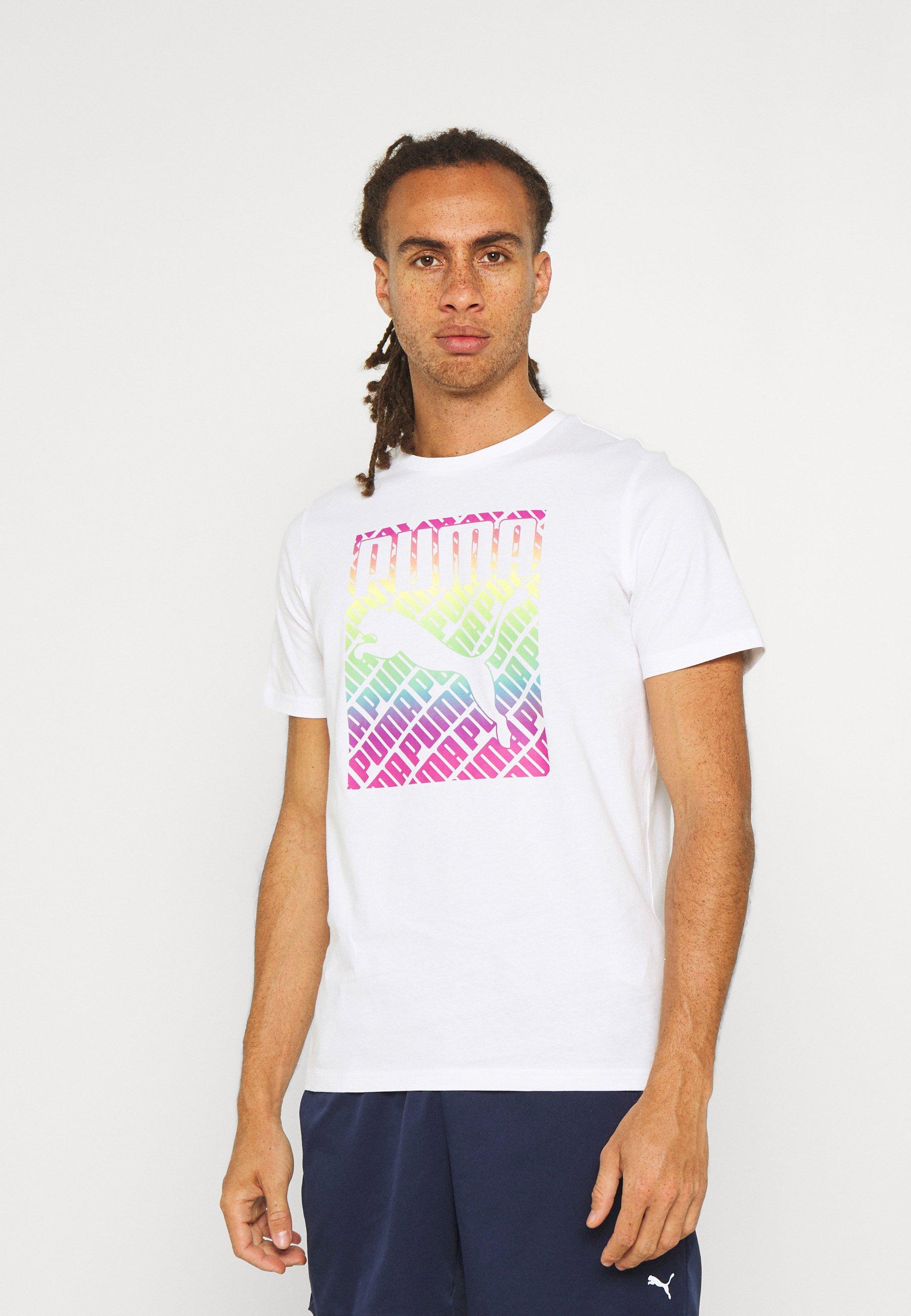 Men PRIDE TEE - Print T-shirt