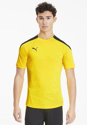 FTBLNXT - T-shirt imprimé - ultra yellow-black