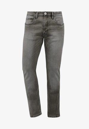 QUEBEC - Slim fit jeans - dark grey