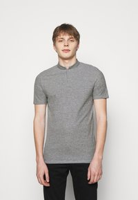 DRYKORN - LOUIS - Polo shirt - black - 0