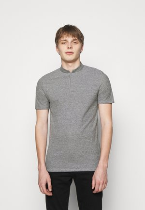 LOUIS - Polo shirt - black
