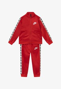 Nike Sportswear - BLOCK TAPING TRICOT BABY SET - Tracksuit - university red - 3