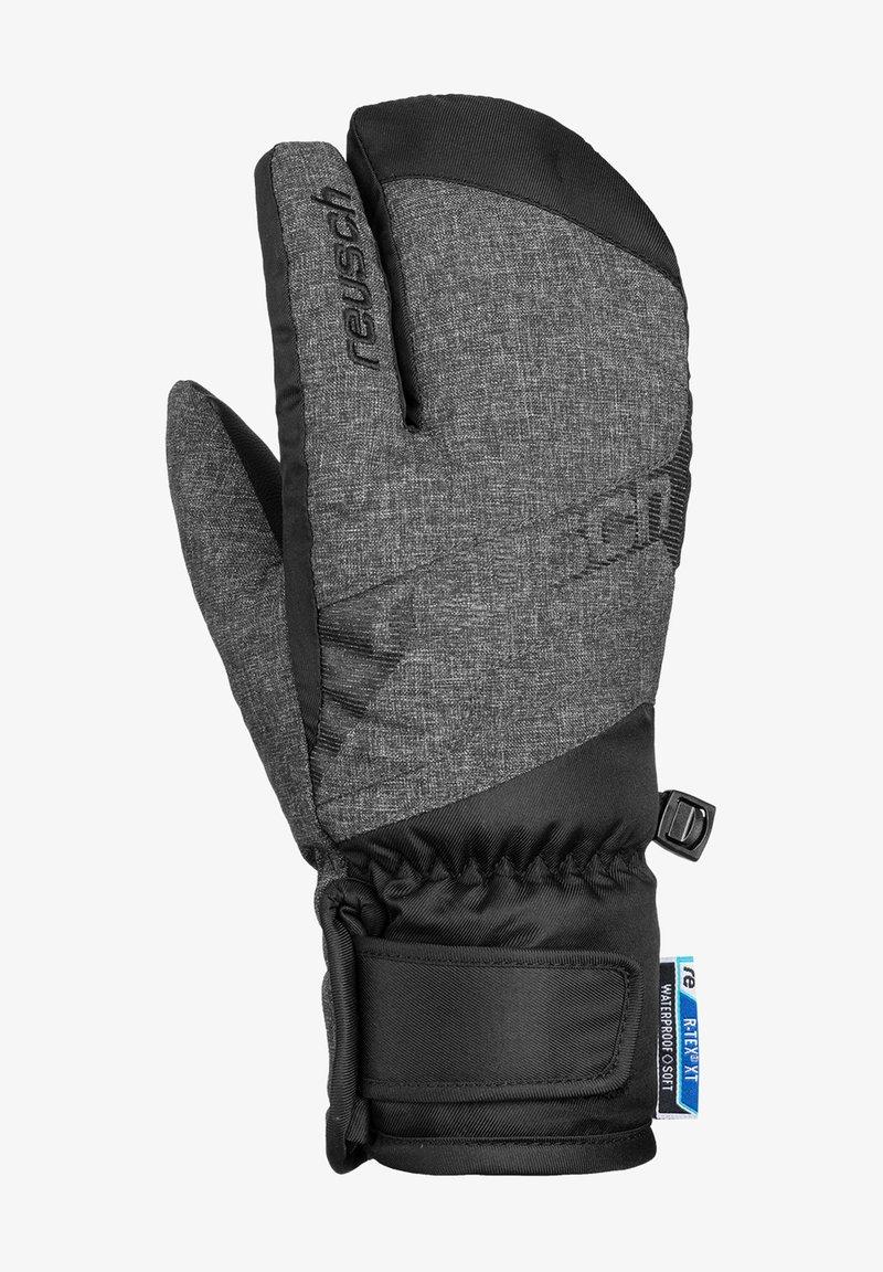 Reusch - DARIO R-TEX® XT  - Gloves - black/black melange