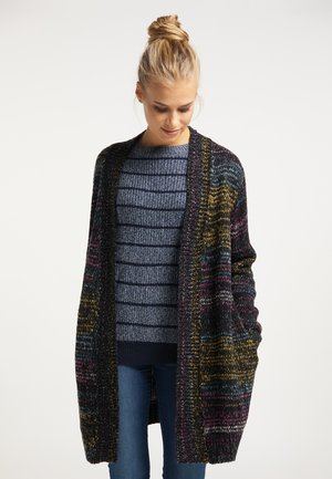 Strickjacke - multicolor