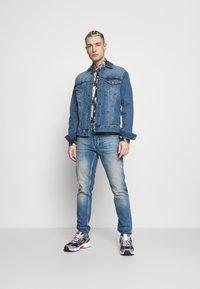 Gabba - REY - Jeans straight leg - dark blue denim - 1