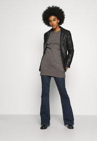 Lee - SUPER HIGH FLARE OPTIX - Jeans a zampa - clean aurora - 1