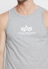 Alpha Industries - Toppi - grey heather - 3