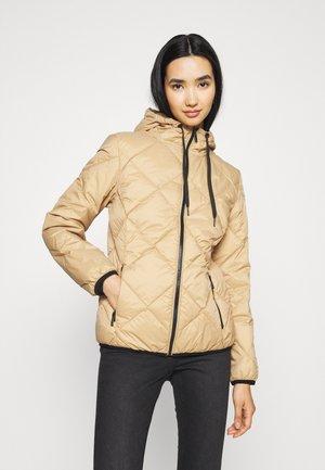 BYAMAILA  - Down jacket - tannin