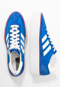 adidas Originals - SLEEK SUPER - Sneakers laag - royal blue/offwhite/glow blue - 3