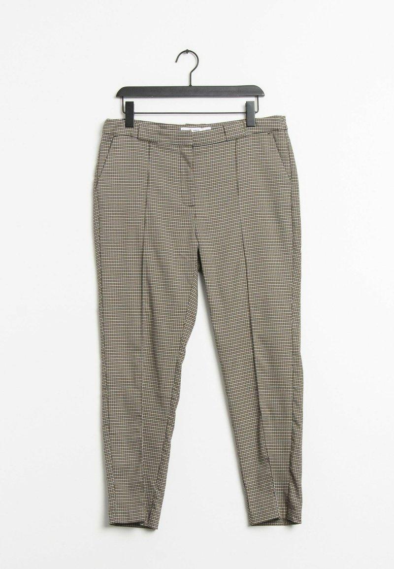 Mango - Trousers - brown