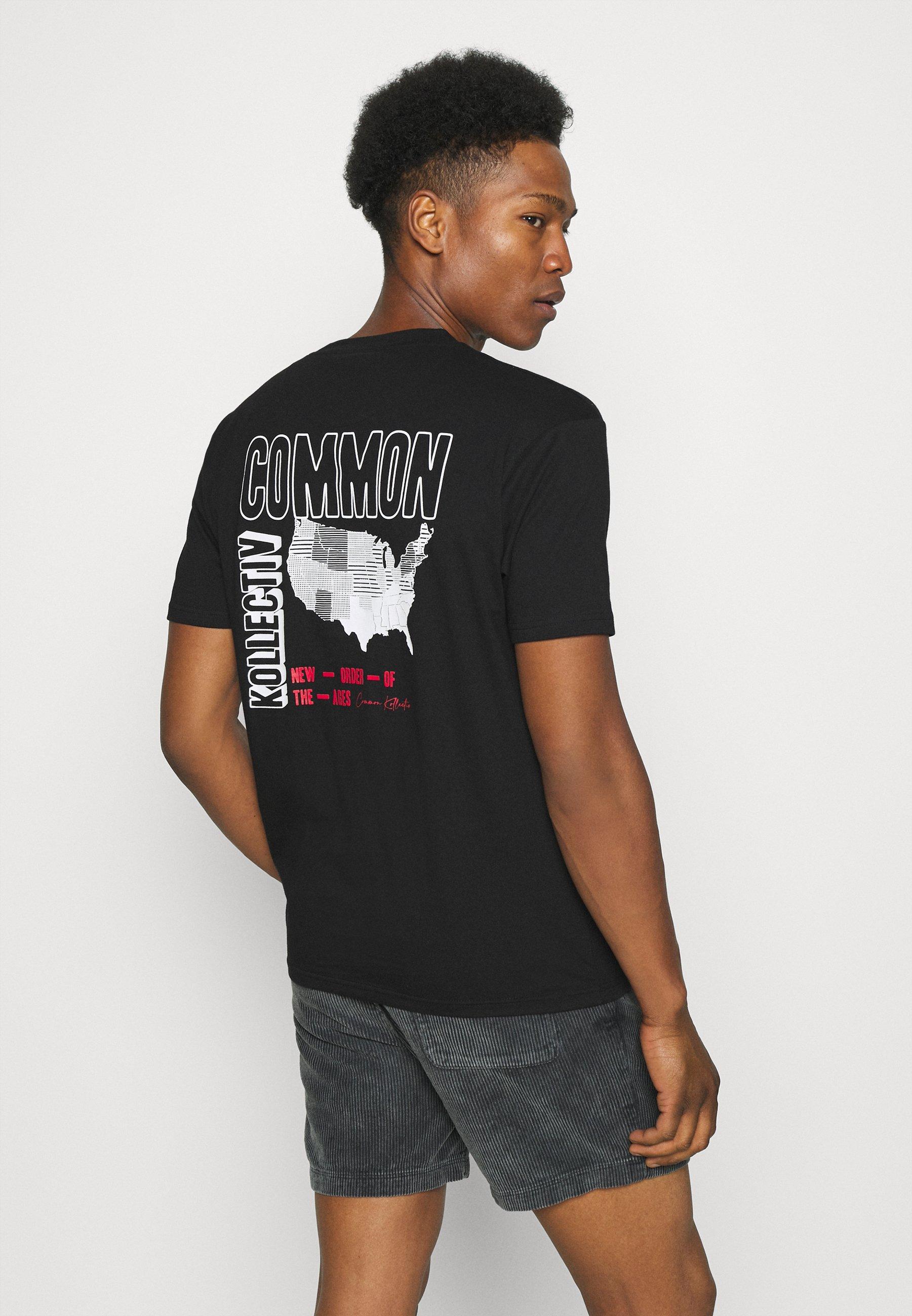 Men NEW ORDER UNISEX - Print T-shirt