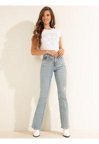 Guess - Straight leg jeans - blau - 1