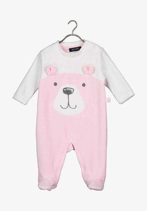 CUDDLE BEAR - Jumpsuit - rosa
