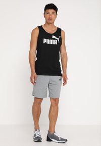 Puma - TANK - Top - black - 1