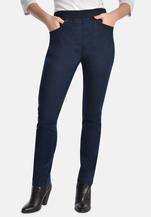 COMFORT - Slim fit jeans - navy