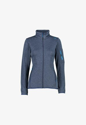 Zip-up hoodie - blue  light blue