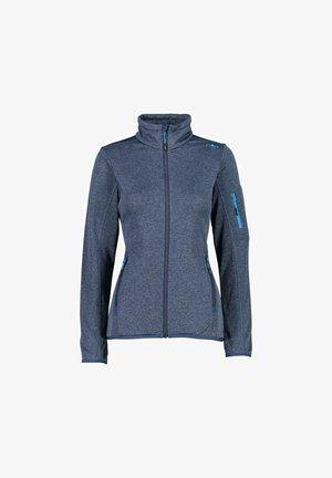 Zip-up hoodie - blue  light blue