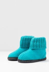 Bergstein - COZY - Domácí obuv - turquoise - 3