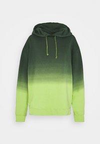 OVERSIZED HOODIE OMBRE - Sweater - multi