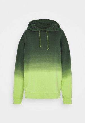 OVERSIZED HOODIE OMBRE - Sweatshirt - multi