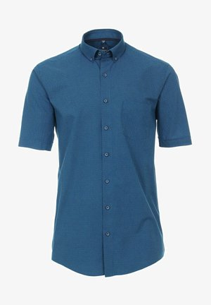 REGULAR FIT - Shirt - blau