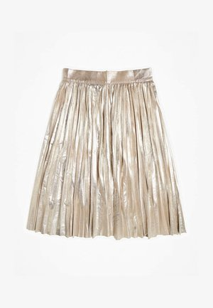A-line skirt - silber