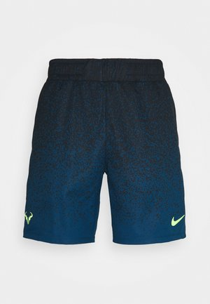 RAFAEL NADAL SHORT  - Sports shorts - black/volt